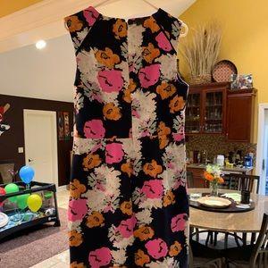 J. Crew Dresses - Jcrew Portfolio dress in petunia print